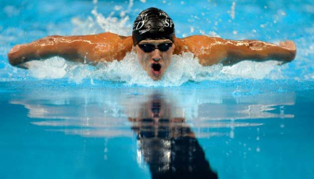 London 2012: Swimmer Ryan Lochte, on verge of leap into ...