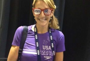 Summer Sanders rocking a pair of Loche shades!! Jeah!