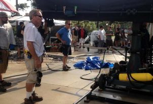 AT&T commercial shoot