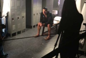 Behind the scenes of my AT&T shoot